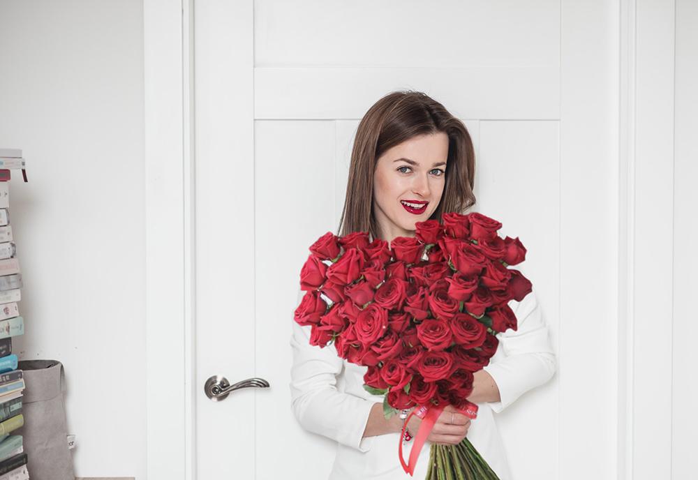 Prezent na Walentynki dla niej… czyli dla mnie.