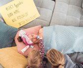 15 leżących zabaw, czyli jak odpocząć bawiąc się z dzieckiem