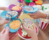 9 pomysłów na szybkie przekąski na imprezę dla dzieci