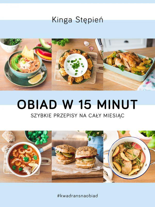 Obiad w 15 minut_Kinga Stepien