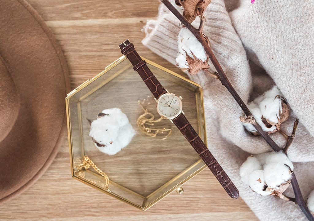 brazowy-zegarek-damski-skorzany