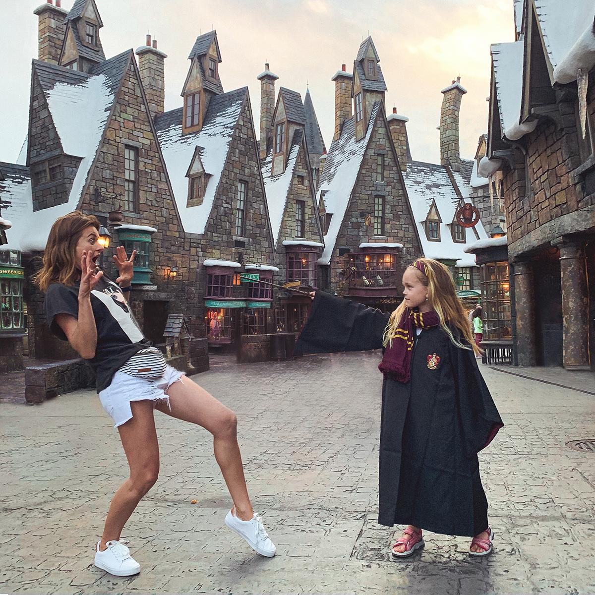 Jeden dzień w świecie Harrego Pottera  czyli nasza wizyta w Universal Studios w Orlando