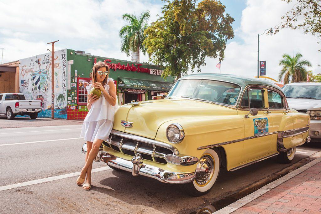 Mała Kuba na przedmieściach Miami – podróż do Little Havana